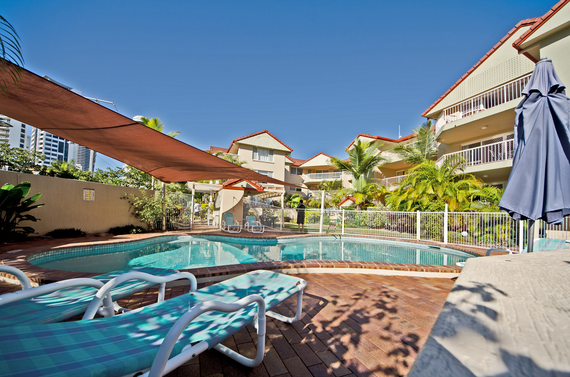 Broadbeach family accommodation