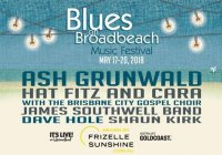 Blues On Broadbeach Festival