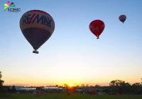 Hot Air Balloon Downunder