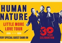 Human Nature's 30th Anniversary Photo From Gold Coast Convention Centre